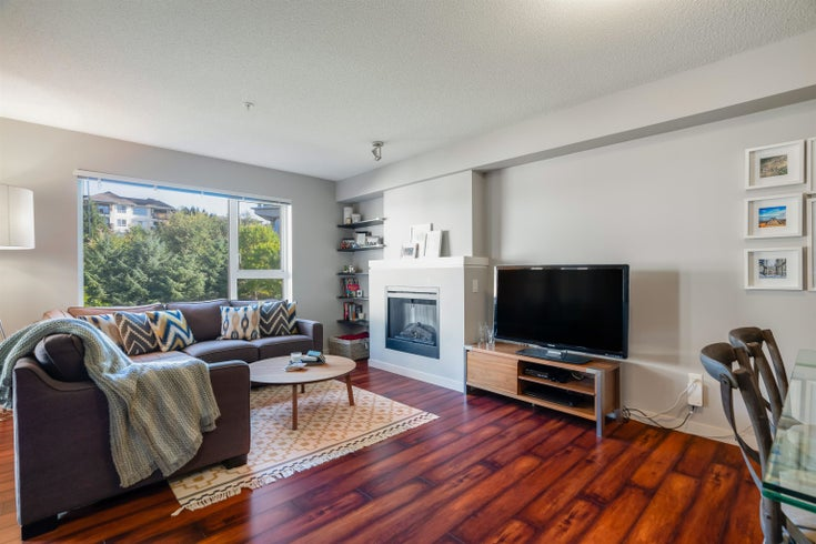 301 4723 DAWSON STREET - Brentwood Park Apartment/Condo for sale, 2 Bedrooms (R2619378)
