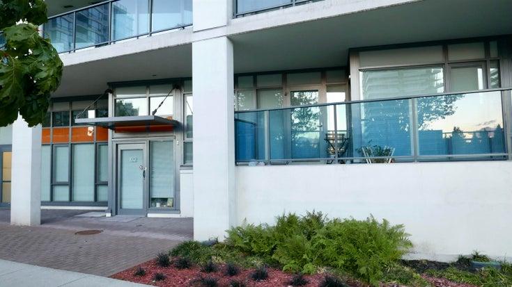 102 7117 ELMBRIDGE WAY - Brighouse Apartment/Condo for sale, 1 Bedroom (R2619381)