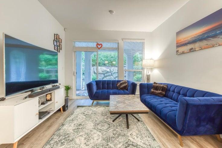 101 16380 64 AVENUE - Cloverdale BC Apartment/Condo for sale, 2 Bedrooms (R2619389)