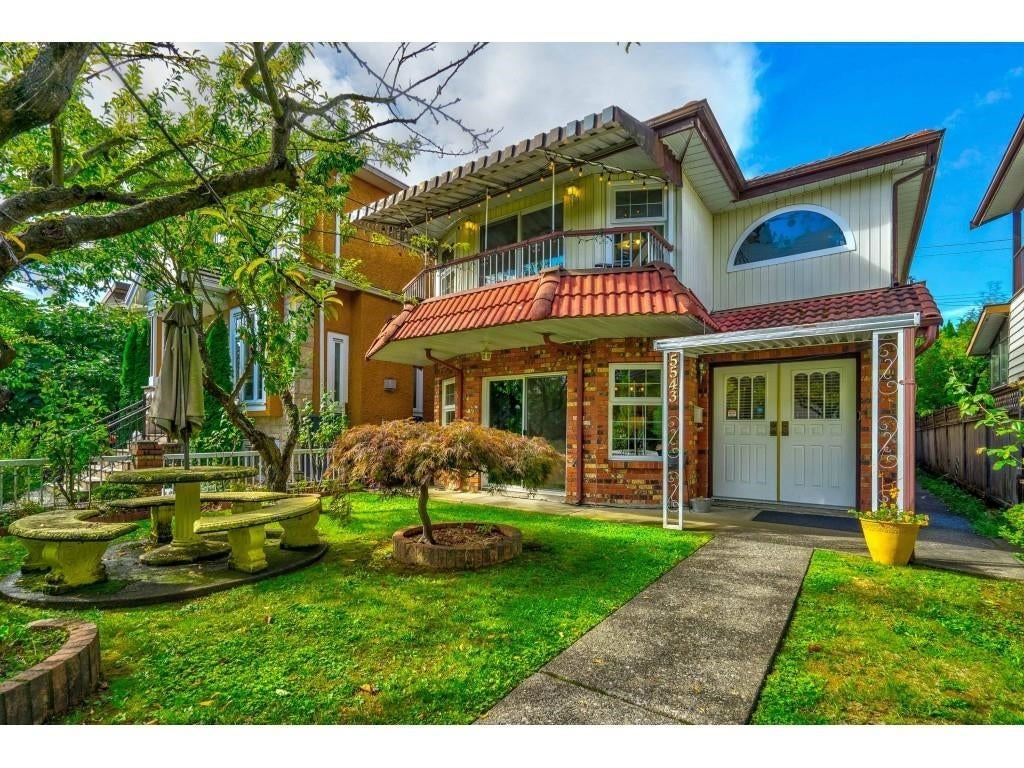 5543 ARGYLE STREET - Knight House/Single Family for sale, 7 Bedrooms (R2619395)