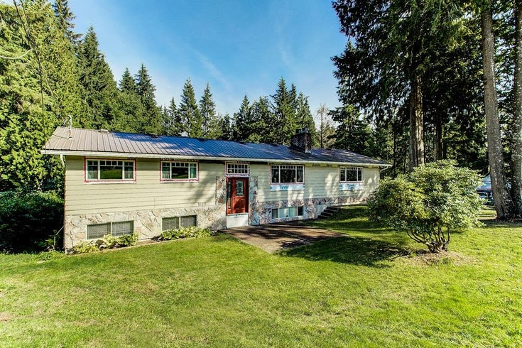 9910 DOYLE STREET - Mission BC House with Acreage for sale, 3 Bedrooms (R2619396)