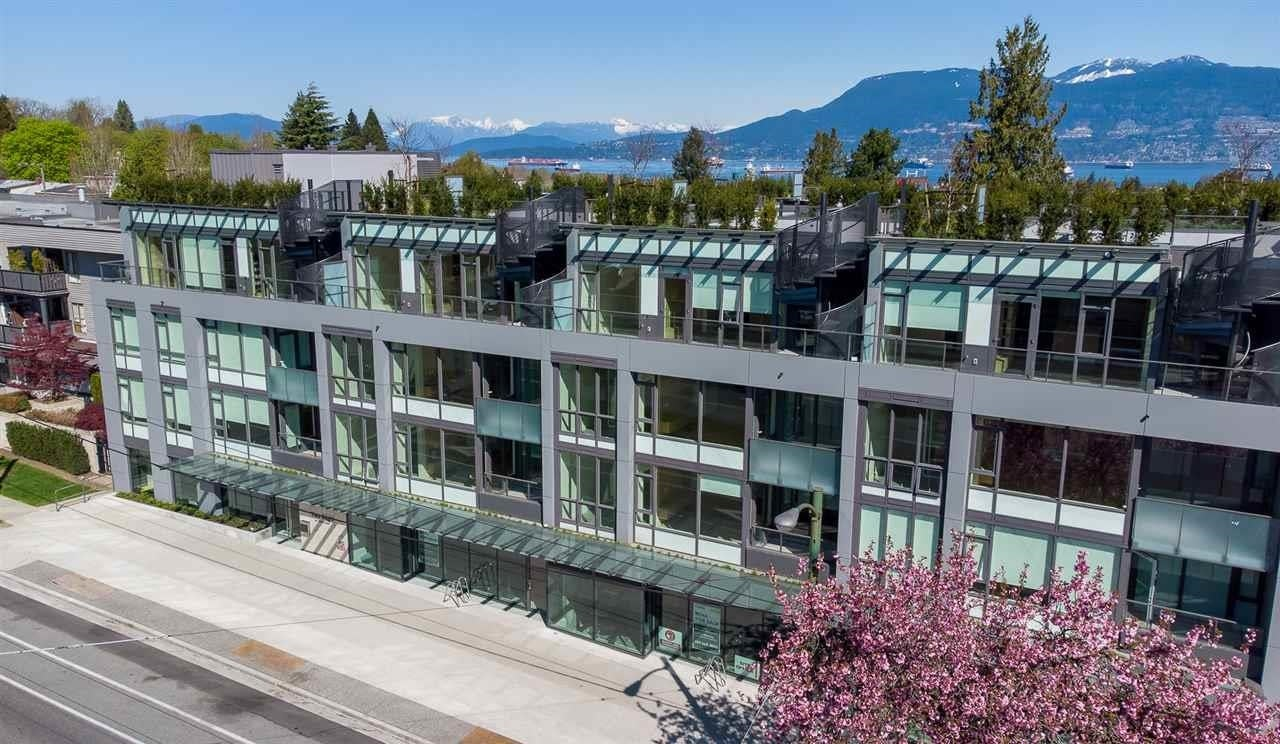 210 3639 W 16TH AVENUE - Point Grey Apartment/Condo for sale, 2 Bedrooms (R2619397)