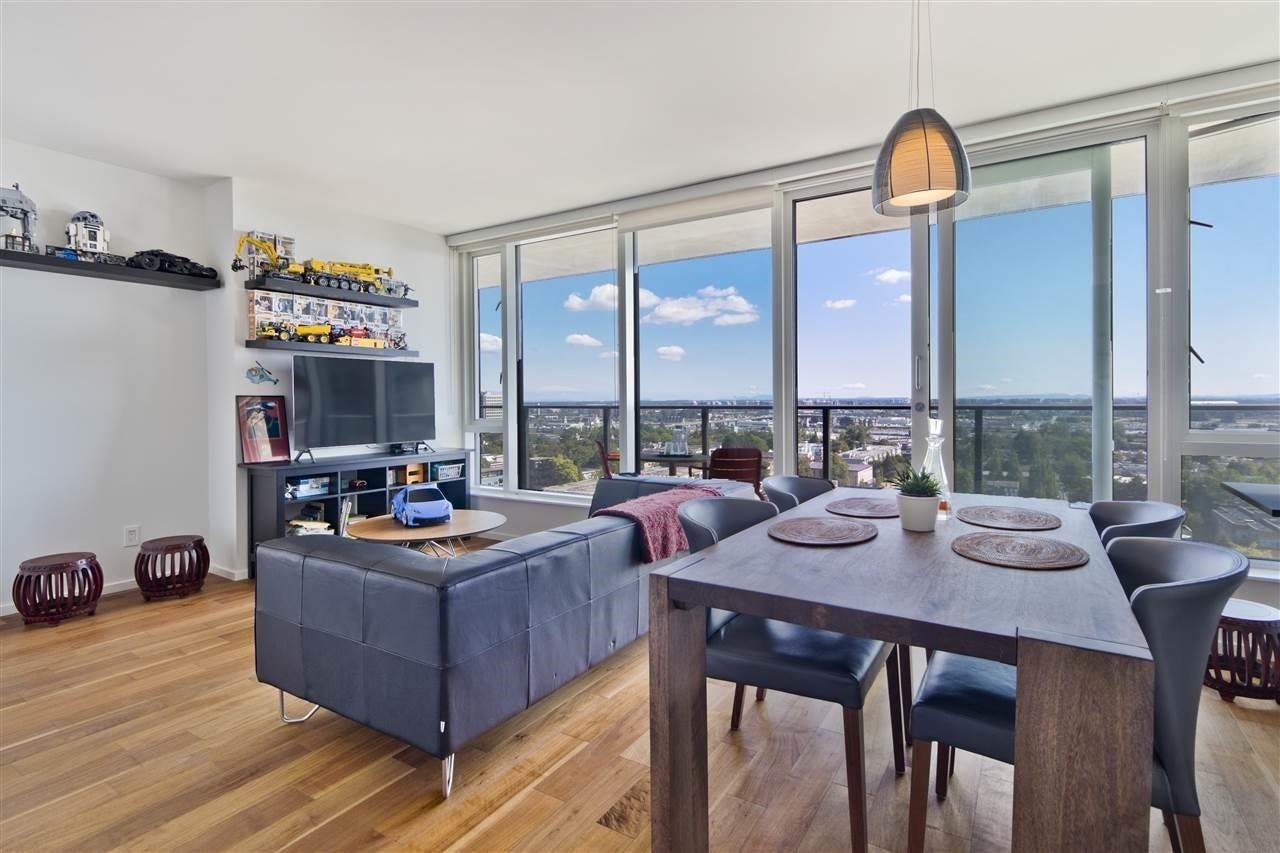 1101 8555 GRANVILLE STREET - S.W. Marine Apartment/Condo for sale, 2 Bedrooms (R2619423)