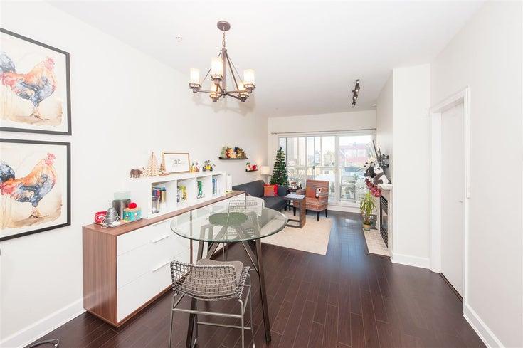 209 6198 ASH STREET - Oakridge VW Apartment/Condo for sale, 1 Bedroom (R2619428)