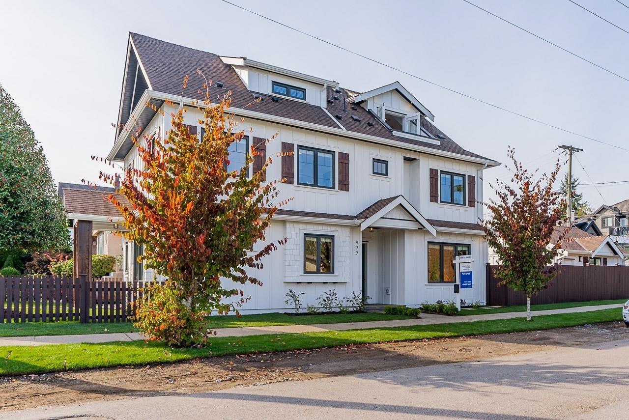 977 KASLO STREET - Renfrew VE 1/2 Duplex for sale, 3 Bedrooms (R2619440)