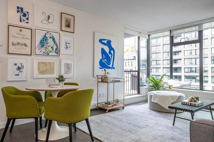 806 66 W CORDOVA STREET - Downtown VW Apartment/Condo for sale, 1 Bedroom (R2619443)