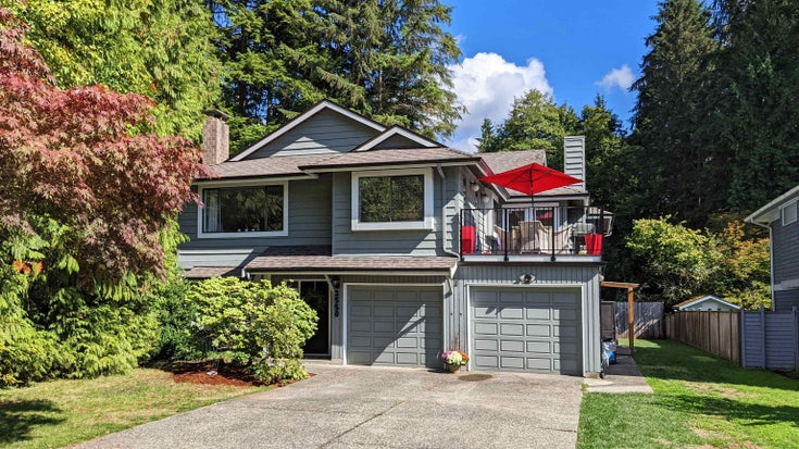 3550 ROBINSON ROAD - Lynn Valley House/Single Family for sale, 6 Bedrooms (R2619465)