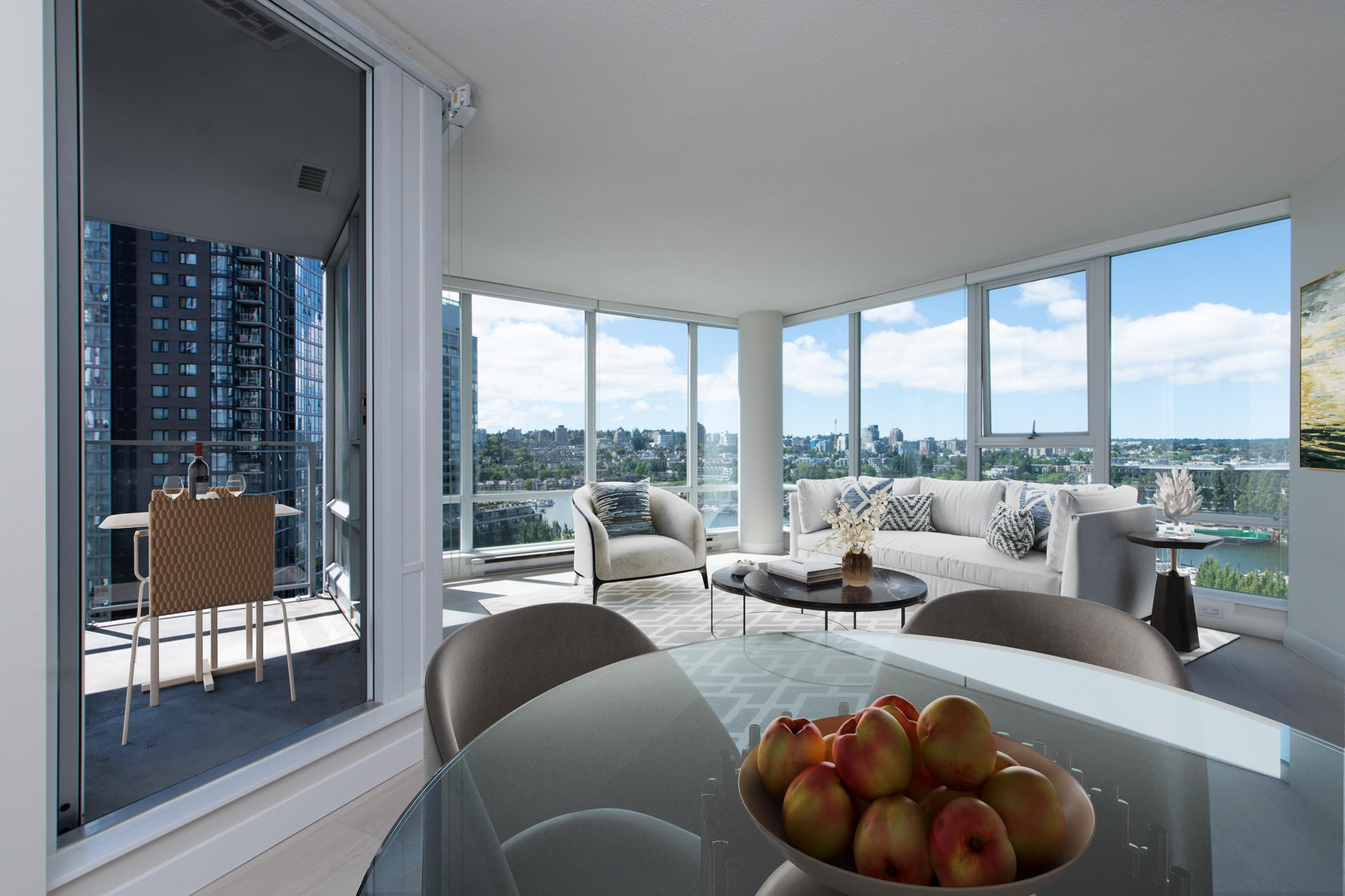 1603 1495 RICHARDS STREET - Yaletown Apartment/Condo for sale, 2 Bedrooms (R2619477) - #1