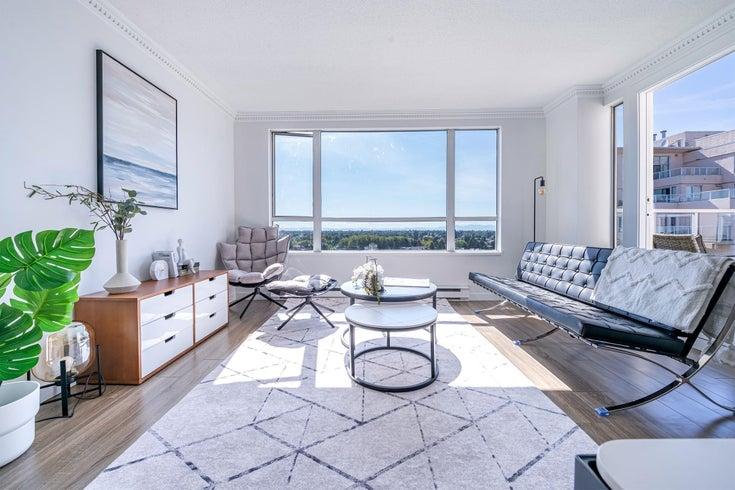 1305 7760 GRANVILLE AVENUE - Brighouse South Apartment/Condo for sale, 1 Bedroom (R2619487)