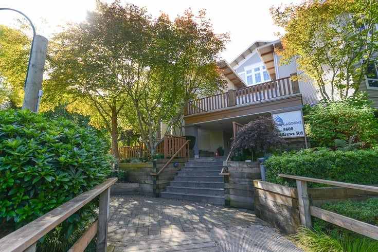 106 5600 ANDREWS ROAD - Steveston South Apartment/Condo for sale, 2 Bedrooms (R2619489)