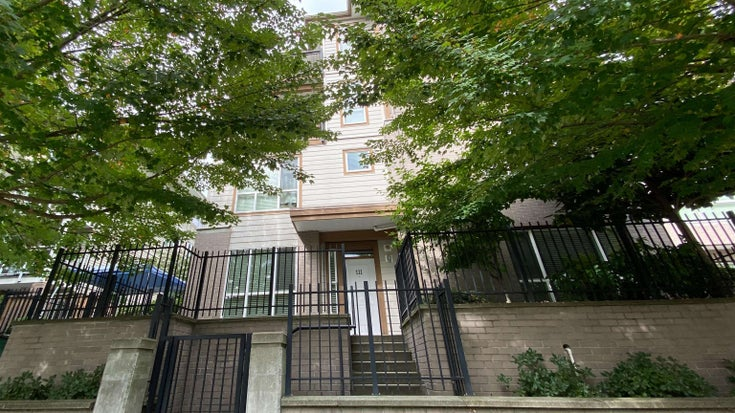 111 2343 ATKINS AVENUE - Central Pt Coquitlam Townhouse for sale, 3 Bedrooms (R2619497)