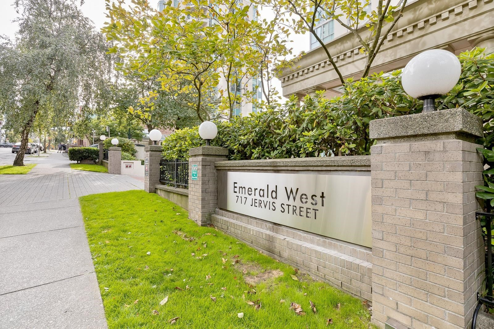 202 717 JERVIS STREET - West End VW Apartment/Condo for sale, 2 Bedrooms (R2619536)