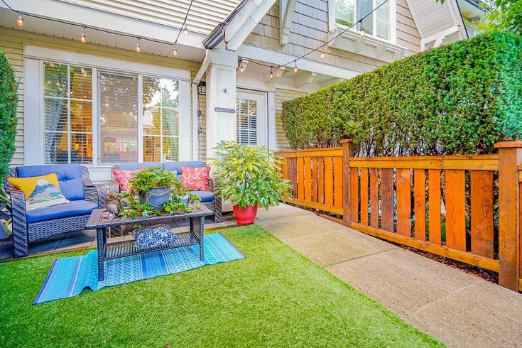 8 20540 66 AVENUE - Willoughby Heights Townhouse for sale, 2 Bedrooms (R2619542)