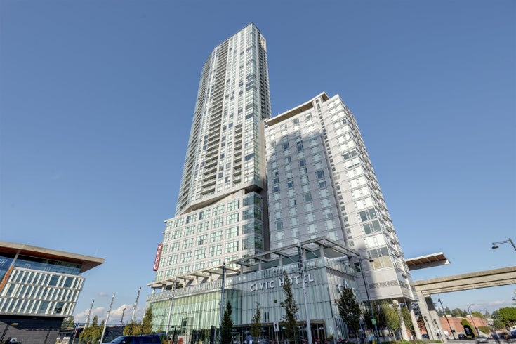 2302 13495 CENTRAL AVENUE - Whalley Apartment/Condo for sale, 1 Bedroom (R2619554)