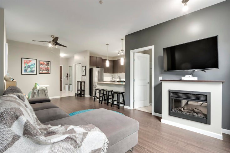 218 2477 KELLY AVENUE - Central Pt Coquitlam Apartment/Condo for sale, 2 Bedrooms (R2619566)