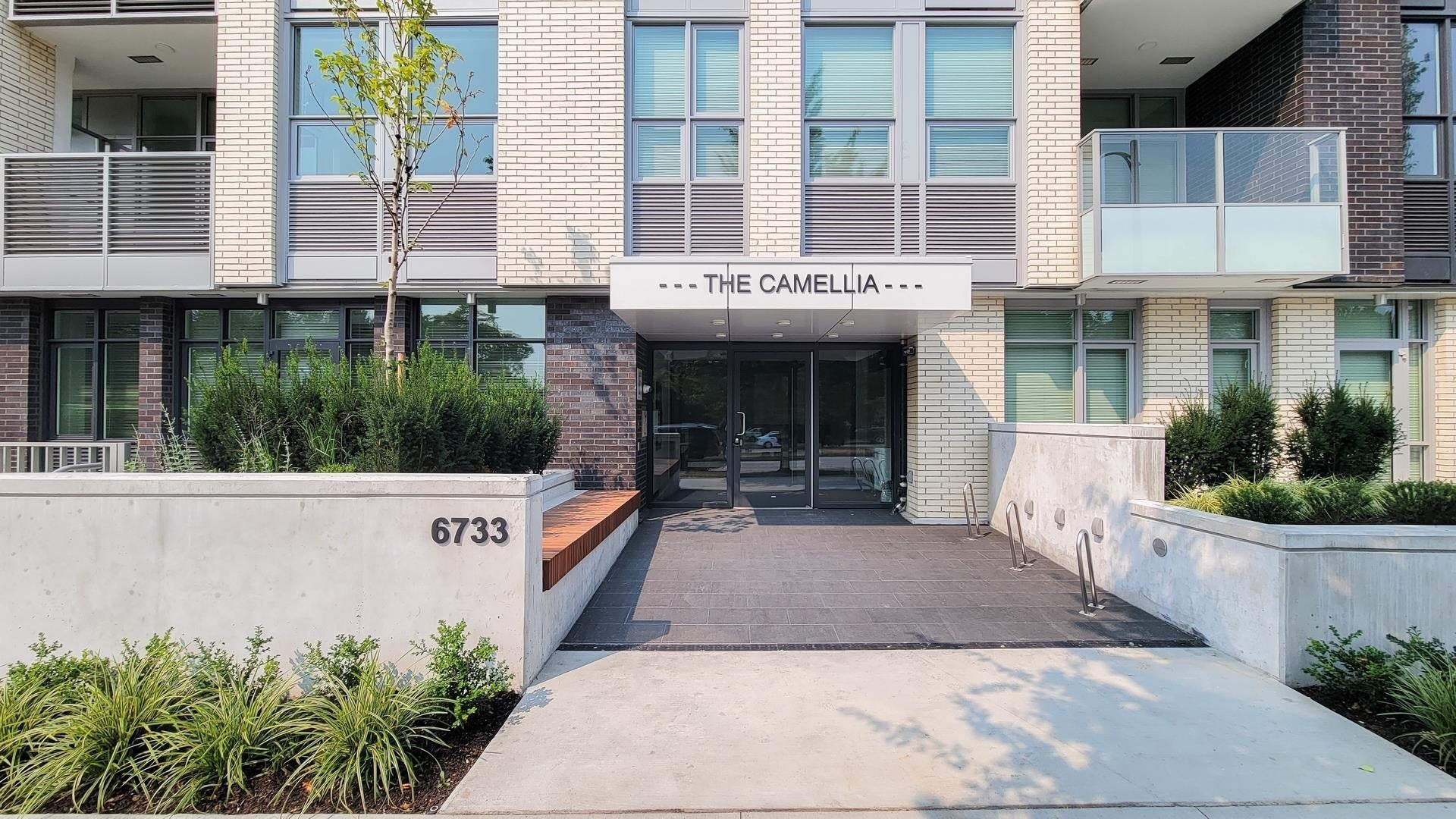 310 6721 CAMBIE STREET - Oakridge VW Apartment/Condo for sale, 1 Bedroom (R2619567)