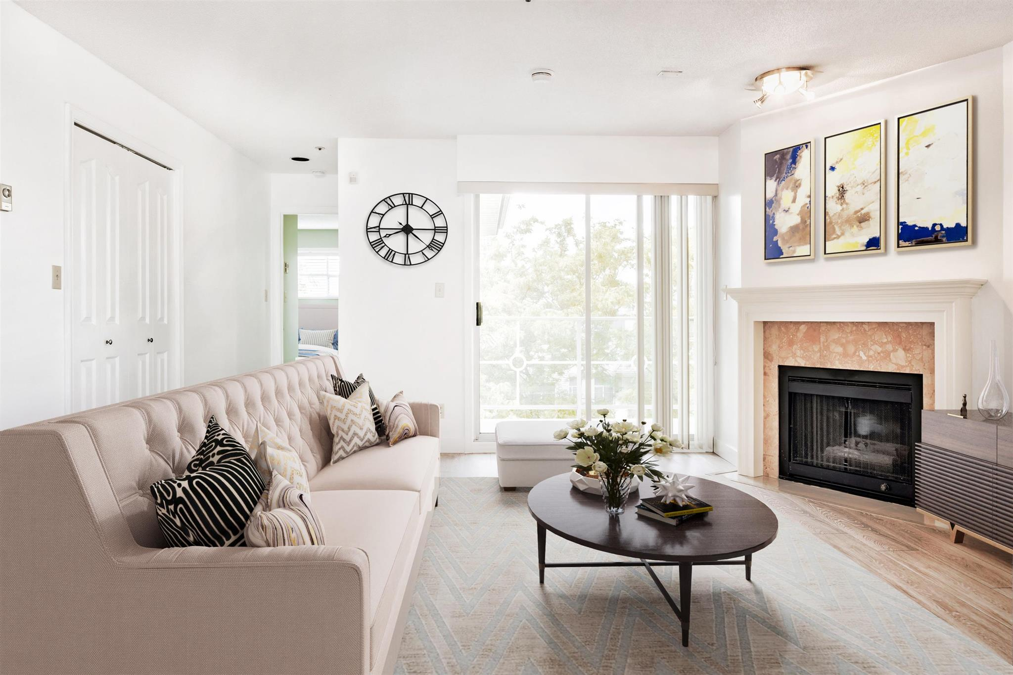 405 3680 RAE AVENUE - Collingwood VE Apartment/Condo for sale, 2 Bedrooms (R2619580)