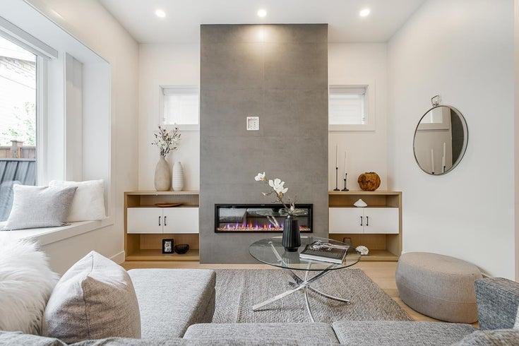 2073 E 6TH AVENUE - Grandview Woodland 1/2 Duplex for sale, 3 Bedrooms (R2619592)