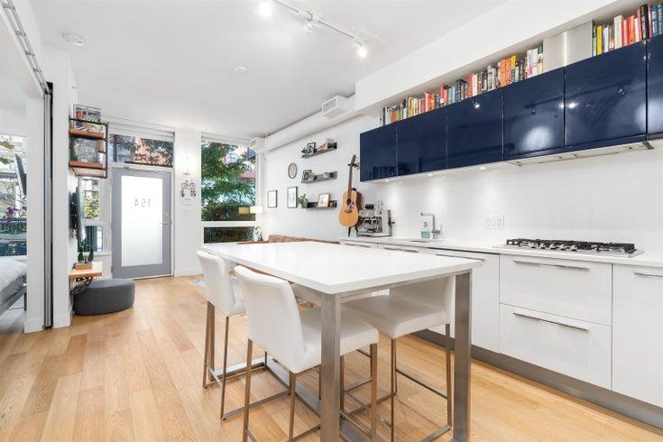 154 E 1ST AVENUE - Mount Pleasant VE Apartment/Condo for sale, 1 Bedroom (R2619598)