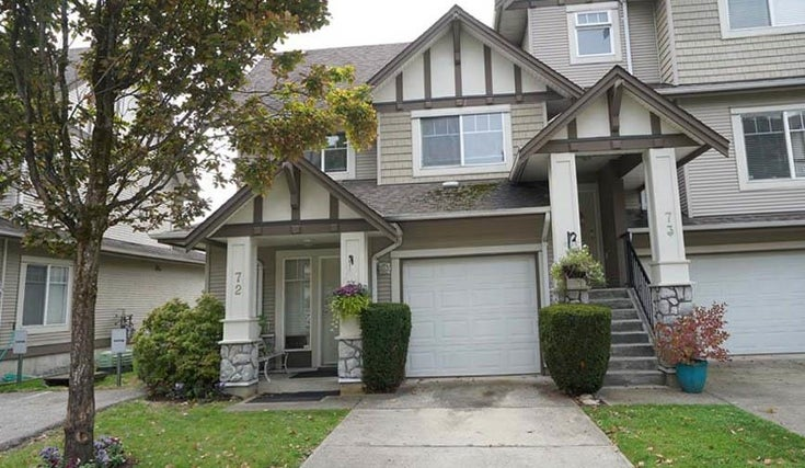 72 18221 68TH AVENUE - Cloverdale BC Townhouse for sale, 3 Bedrooms (R2619606)