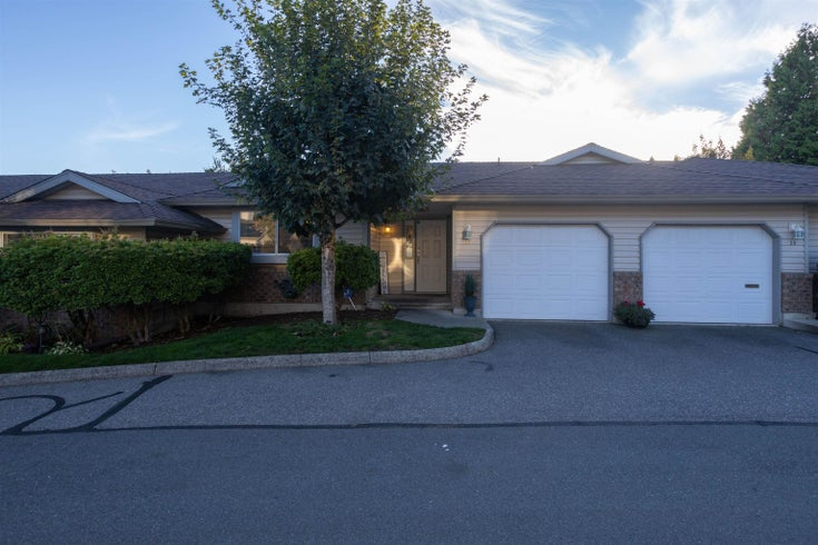 27 2023 WINFIELD DRIVE - Abbotsford East Townhouse for sale, 2 Bedrooms (R2619608)