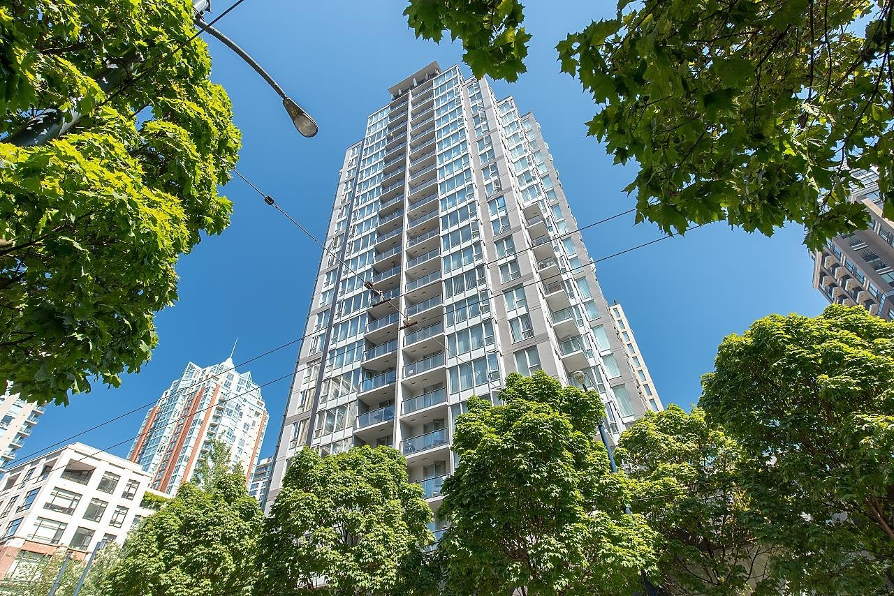 1203 1010 RICHARDS STREET - Yaletown Apartment/Condo for sale, 1 Bedroom (R2619634) - #1