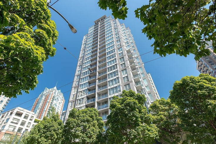 1203 1010 RICHARDS STREET - Yaletown Apartment/Condo for sale, 1 Bedroom (R2619634)
