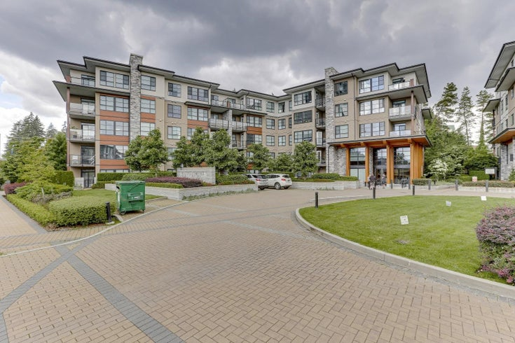 504 1151 WINDSOR MEWS - New Horizons Apartment/Condo for sale, 2 Bedrooms (R2619662)
