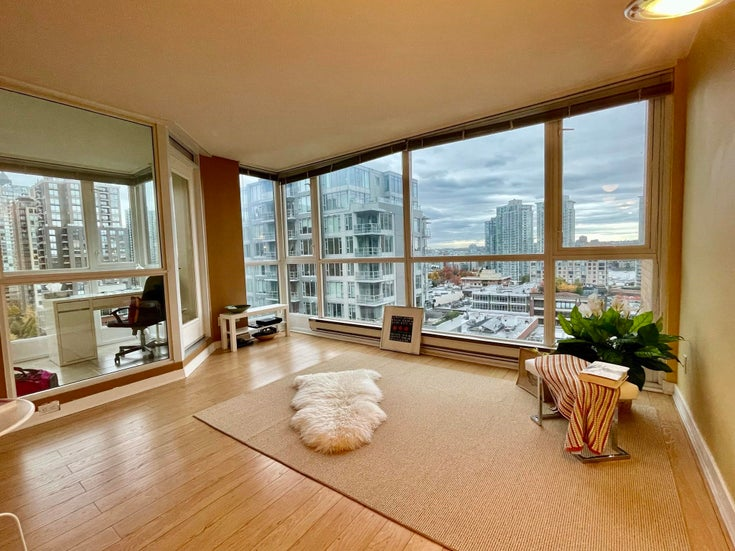 1105 1188 RICHARDS STREET - Yaletown Apartment/Condo for sale, 1 Bedroom (R2619671)