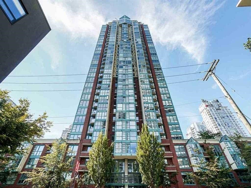 2208 939 HOMER STREET - Yaletown Apartment/Condo for sale, 1 Bedroom (R2619683) - #1