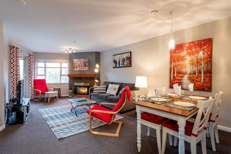 322 4360 LORIMER ROAD - Whistler Village Apartment/Condo for sale, 1 Bedroom (R2619690)