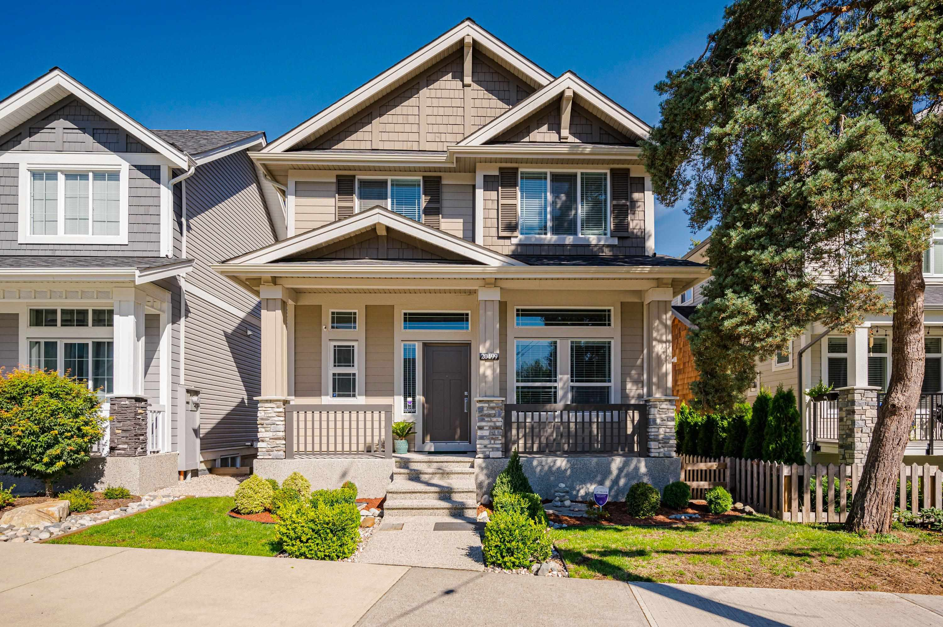 20499 82 AVENUE - Willoughby Heights House/Single Family for sale, 4 Bedrooms (R2619702) - #1