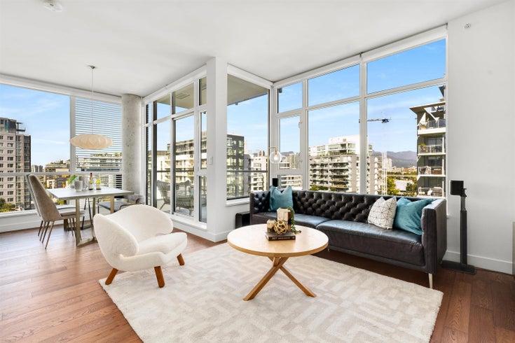 1208 108 E 1ST AVENUE - Mount Pleasant VE Apartment/Condo for sale, 2 Bedrooms (R2619724)