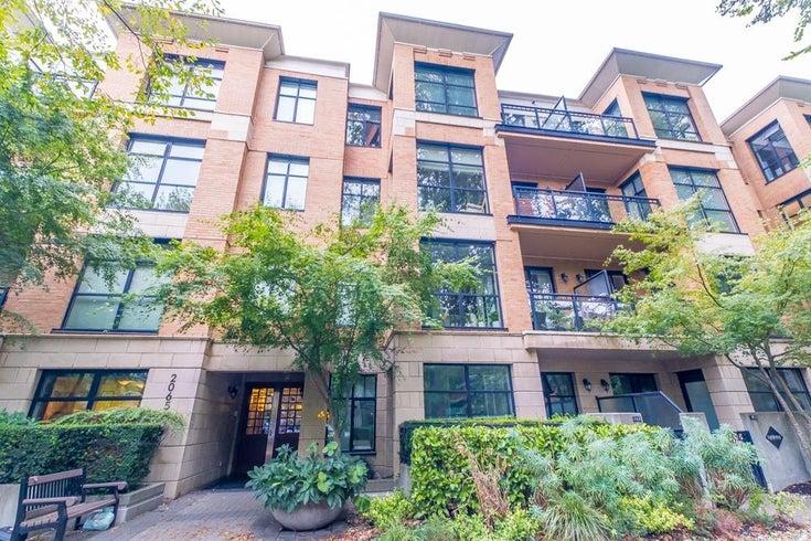 101 2065 W 12TH AVENUE - Kitsilano Apartment/Condo for sale, 1 Bedroom (R2619728)