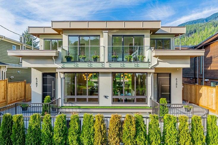 6385 ARGYLE AVENUE - Horseshoe Bay WV 1/2 Duplex for sale, 4 Bedrooms (R2619731)