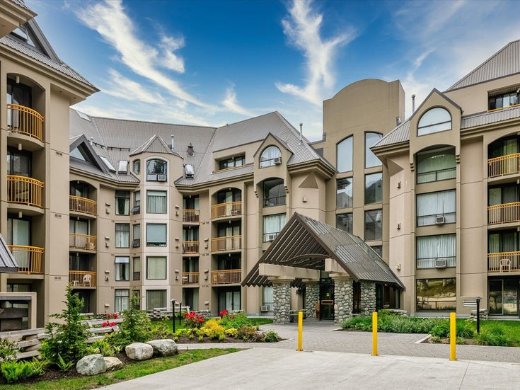 418 4809 SPEARHEAD DRIVE - Benchlands Apartment/Condo for sale, 1 Bedroom (R2619742)