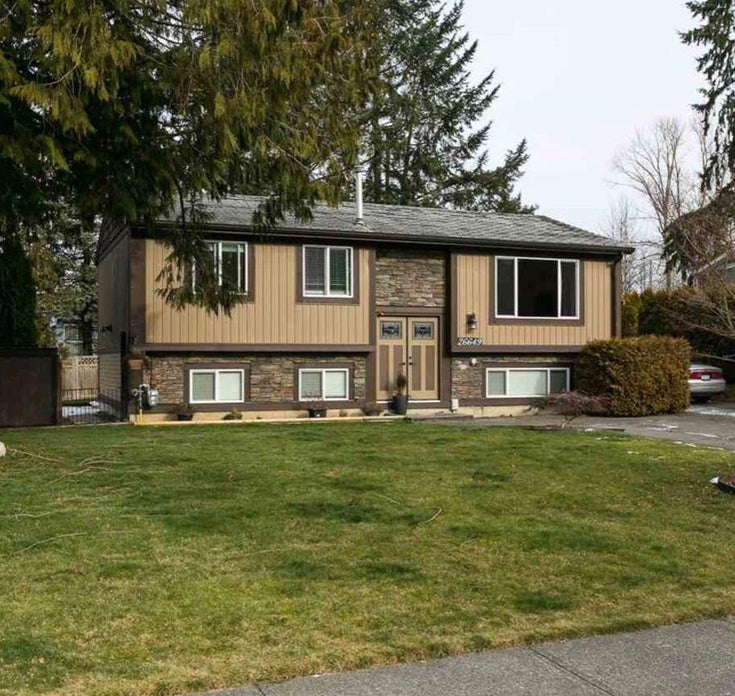 26649 32A AVENUE - Aldergrove Langley House/Single Family for sale, 5 Bedrooms (R2619755)
