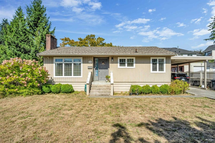 717 REGAN AVENUE - Coquitlam West House/Single Family for sale, 4 Bedrooms (R2619758)