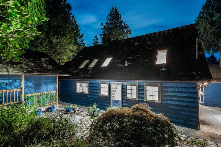 4726 MARINE DRIVE - Olde Caulfeild House/Single Family for sale, 4 Bedrooms (R2619759)
