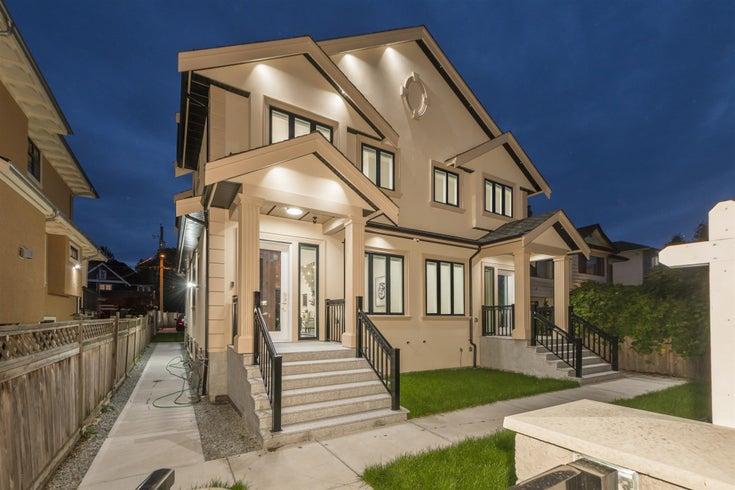 2034 W 42ND AVENUE - Kerrisdale 1/2 Duplex for sale, 4 Bedrooms (R2619768)