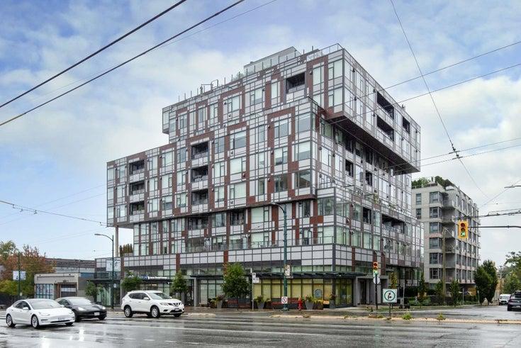 712 209 E 7TH AVENUE - Mount Pleasant VE Apartment/Condo for sale, 2 Bedrooms (R2619786)