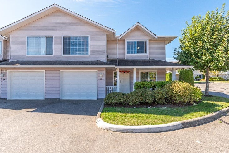 16 31255 UPPER MACLURE ROAD - Abbotsford West Townhouse for sale, 3 Bedrooms (R2619790)