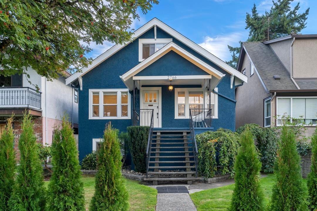 2766 CHARLES STREET - Renfrew VE House/Single Family for sale, 5 Bedrooms (R2619802) - #1
