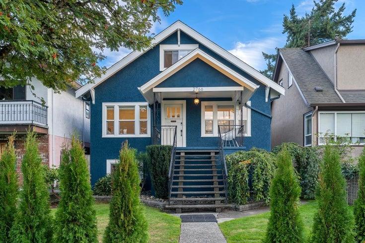2766 CHARLES STREET - Renfrew VE House/Single Family for sale, 5 Bedrooms (R2619802)