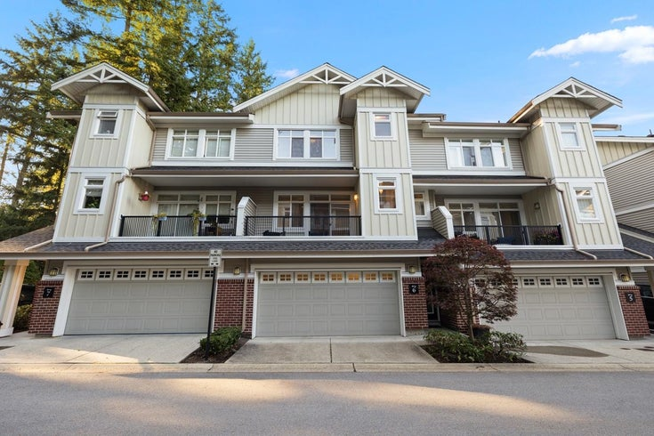 6 2925 KING GEORGE BOULEVARD - Elgin Chantrell Townhouse for sale, 3 Bedrooms (R2619822)