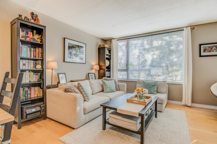 211 1688 E 4TH AVENUE - Grandview Woodland Apartment/Condo for sale, 2 Bedrooms (R2619834)