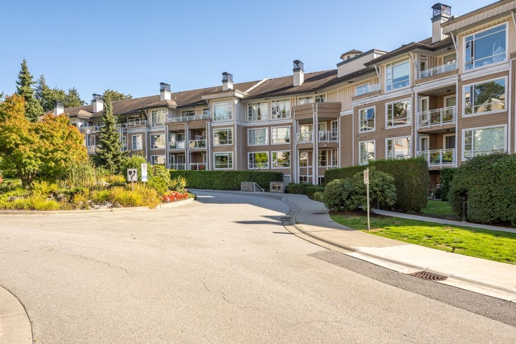 322 3629 DEERCREST DRIVE - Roche Point Apartment/Condo for sale, 1 Bedroom (R2619848)