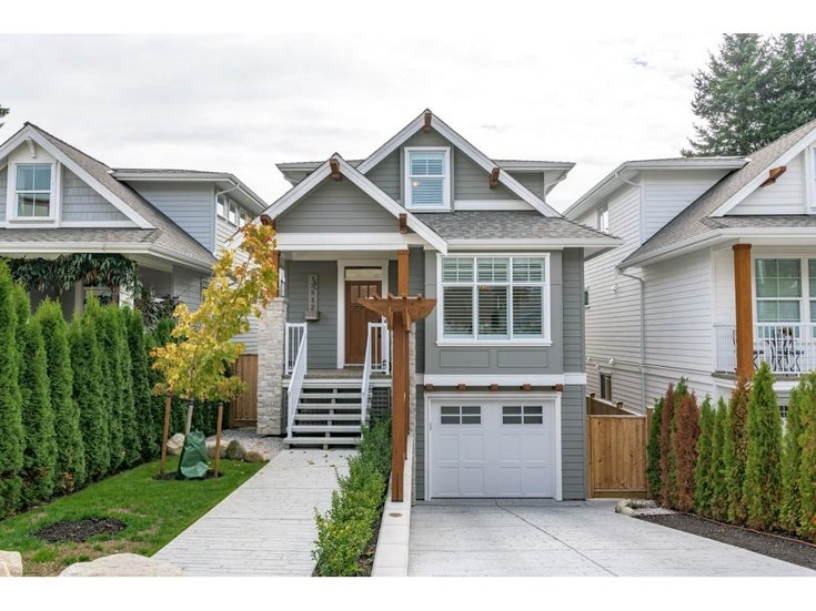 15512 RUSSELL AVENUE - White Rock House/Single Family for sale, 4 Bedrooms (R2619852)