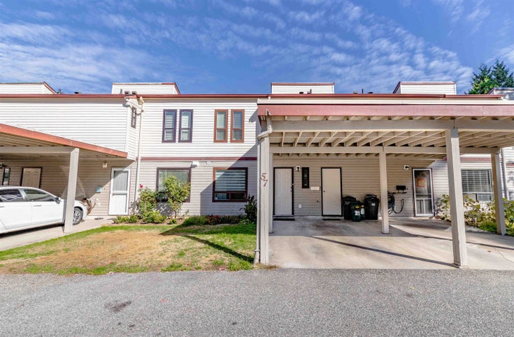 57 32310 MOUAT DRIVE - Abbotsford West Townhouse for sale, 3 Bedrooms (R2619855)