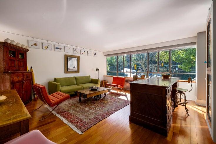 309 1445 MARPOLE AVENUE - Fairview VW Apartment/Condo for sale, 2 Bedrooms (R2619863)